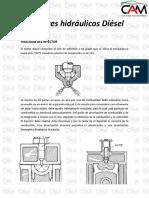 Manual de Inyectores Hidráulicos Diesel