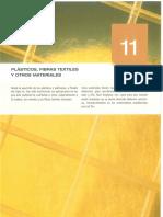 Tema 11 - Plasticos, Fibras Textiles y Otros Materiales