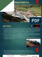 Minera Chinalco Peru