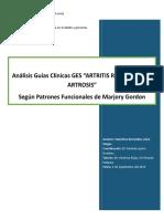 Artritis y Artrosis Chile