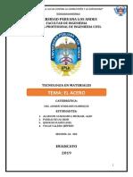 EL ACERO  TECNOLOGIA EN MATERIALESS.docx