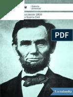 Los Estados Unidos Desde 1816 Hasta La Guerra Civil - Isaac Asimov.epub