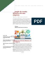 Ejemplo de Reseña Histórica de Una Empresa – El Pensante