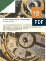 Tema 12 - Elementos Mecanicos Transmisores de Movimiento