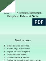 1.4.1-1.4.4 Ecology  (1)