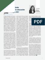 Hacia Donde Se Dirige La Educacion en El Siglo XX