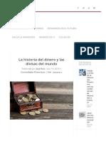 La historia del dinero y las divisas del mundo.pdf