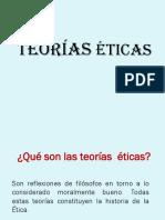 Teorías Éticas (Clase) (1)