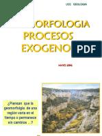 Geomorfologia Glaciares Oct 2014