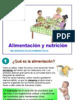2. Nutricion y Alimentacion