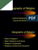 Religion Updated