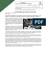 Guía 5 Unidad Medios de Comunicación Análisis noticia reportaje.docx