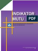 indikator mutu