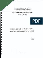Informe Geologico-Minero
