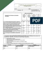 Tabulación Del Diagnostico 4to b Matutina