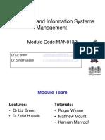 OISM Introduction
