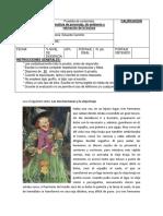 Pruebilla 1. Analisis de Personaje y Ambiente