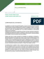 La Importancia de La Estadistica.