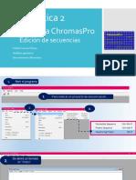 Tutorial para ChromasPro