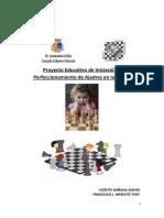 Proyecto Educativo Ajedrez Curso Escolar 2016-17