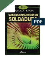 Manual de Capacitacion en Soldadura Jose Maria Gaxiola Angulo PDF