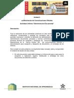 Informe Administraccion Documental