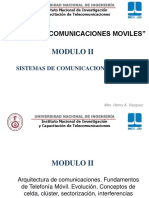 Modulo II Sistemas de Comunicaciones Móviles (3)