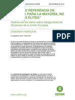Deborah Hardoon - Datos de referencia de Europa para la mayoria, no para las elites.pdf