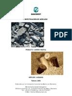 Investigación de mercado de carbón vegetal - Alemania 2006
