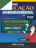 E-book Educação Socioemocional - Ederson Menezes