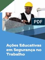 Ações Educativas em Segurança no Trabalho