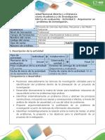 Guía de actividades y rúbrica de evaluación - Actividad 2-Argumentar un problema de investigación.docx