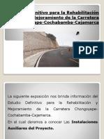 Instalaciones Auxiliares Carretera