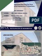Casona Cerechigno - Paita Peru