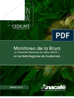 BoletinEspecial MonitoreoRoya Marzo 2019