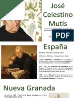 Unidad 3 José Celestino Mutis - Manuela Lesmes Díaz