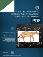 Unidad 3 Caballos - Isabel Cristina Toro A
