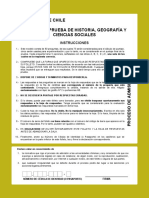 2017 Modelo Psu Historia Demre