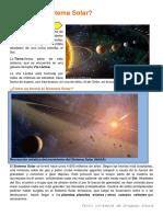 Texto Sistema Solar Nasa