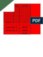 QPI per year 1