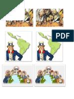 TABLA de CARACTERISTICAS Colonialismo e Imperialismo