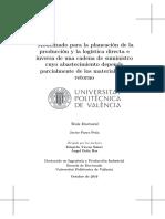 PARRA - Modelizado para la planeación de la producción y la logística directa e inversa de una ca....pdf