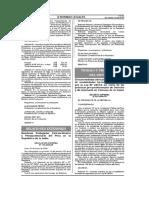 Ley Del Interno de Medicina - Decreto Supremo Ds_003_2008_tr