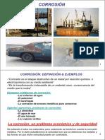 Corrosión - Universidad Nacional de La Plata