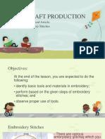 HANDICRAFT PRODUCTION GRADE 7.pptx