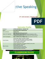 Effective Speaking Prof(1)