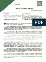 Las artes en Chile teatro.pdf