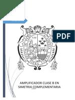 AMPLIFICADOR CLASE B EN SIMETRIA COMPLEMENTARI1.docx