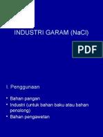 Industri garam