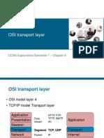 Mod4 - OSI Transport Layer